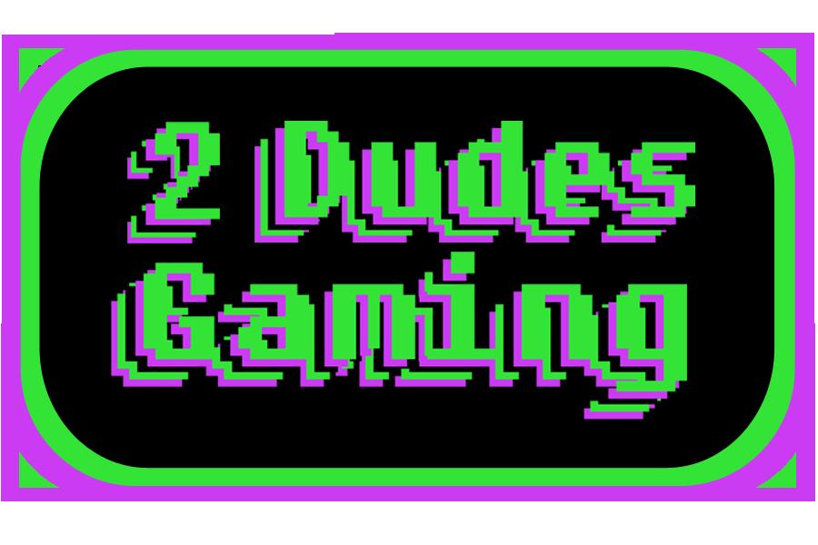 2 DUDES GAMING
